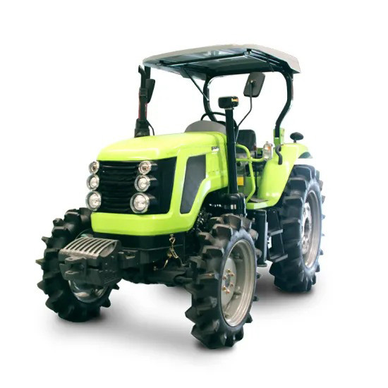 Landtop Customized Engine Horsepower Wheeled Tractors for Farm and Forestry