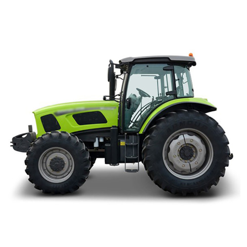 Landtop High-horsepower 4X4 Agriculture Farm Wheeled Tractors for Paddy and Dryland Operation