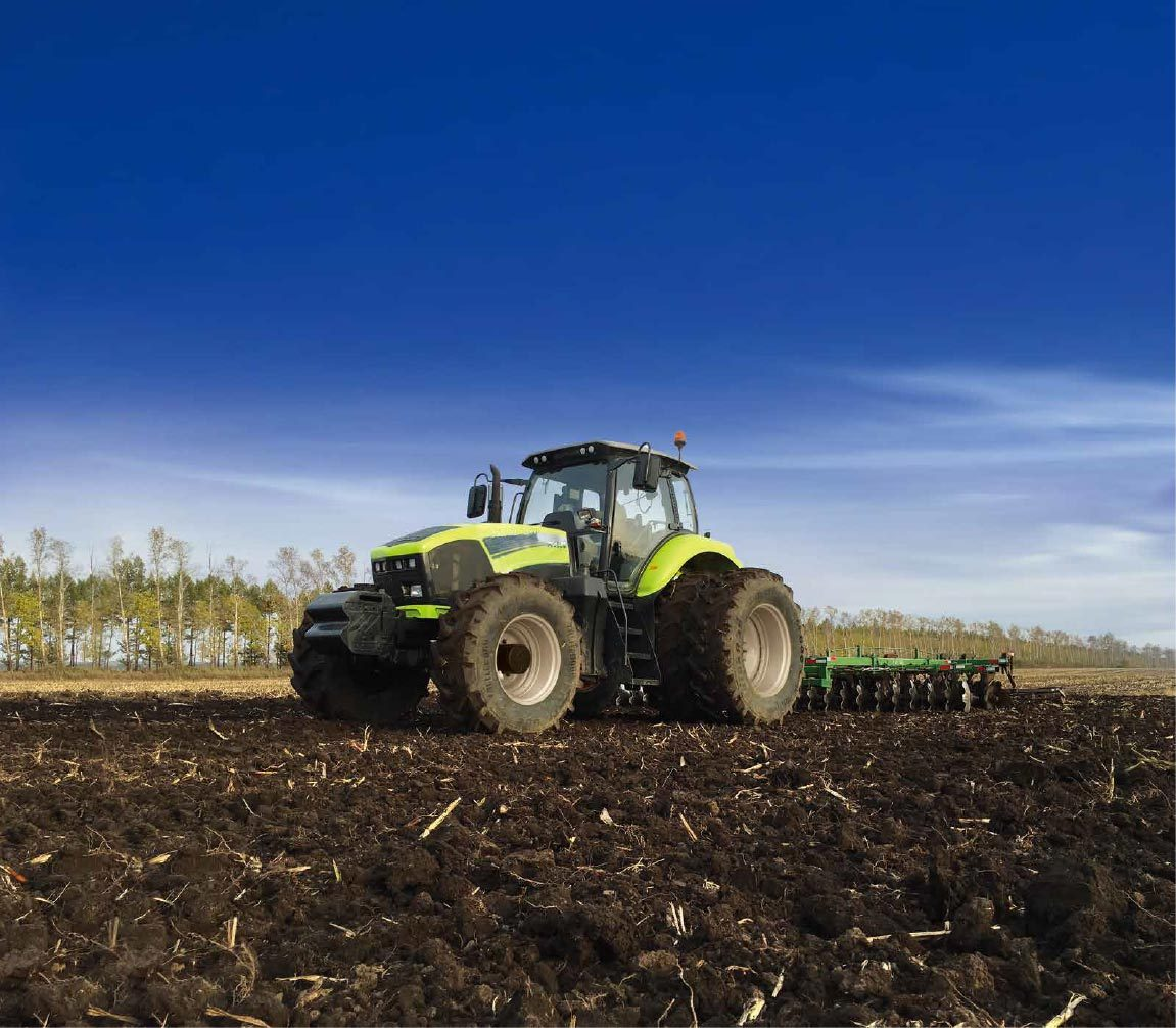 Three common failures and troubleshooting methods of tractors