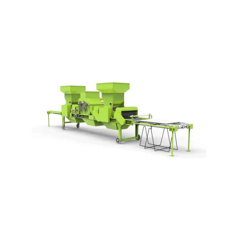 LANDTOP Increase revenue and reduce expenditure Rice Seeding rice planting machine price planter