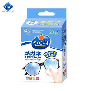 Daxin Electronic Cleaning Wipes for Computers, Phones, Televisions and More, 20 pcs