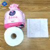 Disposable Face Towels, 80 Count Ultra Soft Extra Thick Disposable Facial Tissues Makeup Remover Wipes