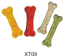 Wholesale colorful munchy bone for pet dog chew