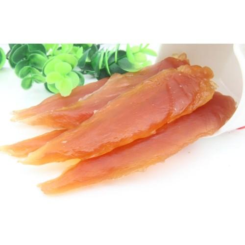Natural Grain Free Soft  Chicken Strip for pet