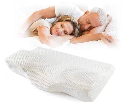Ergonomic Cervical Sleeping Pillow for Neck Pain and Stress Relief Contour Memory Foam Pillow