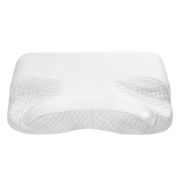 CPAP memory foam pillow nasal cushion for side hospital medical pillow or spine & neck alignment & support