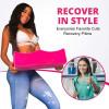 Customized  Brazilian Butt Lift surgery recovery booty support bbl pillow  for Office Chair bbl pillow