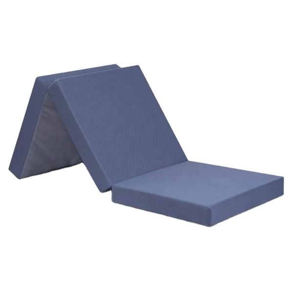 Normal Foam Single Folding Mattress Topper for Double,Queen,King sizes
