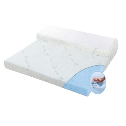 2-Inch Memory Foam Gel Cooling air Bed Mattress Topper Twin  Pressure-Relieving Mattress Pad