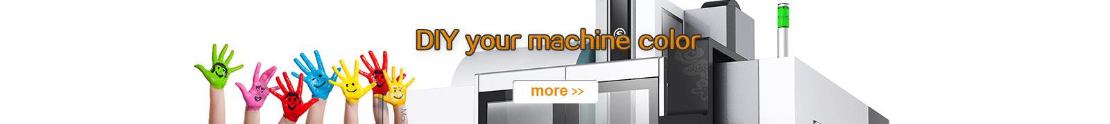DIY your machine color